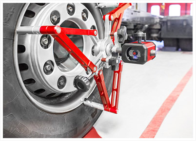 Wheel Alignment System Garage Equipments Cam Aligner